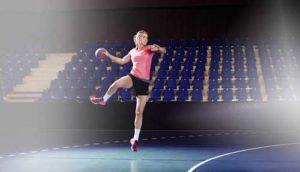 håndboldsko Asics
