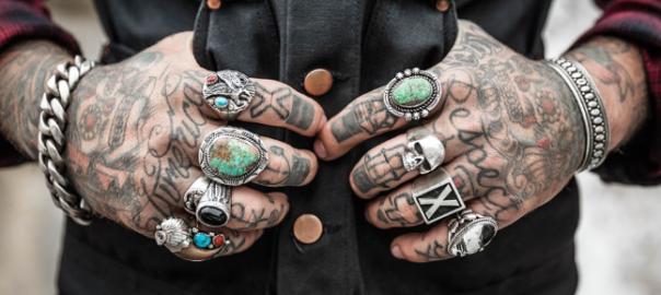 minde tatovering